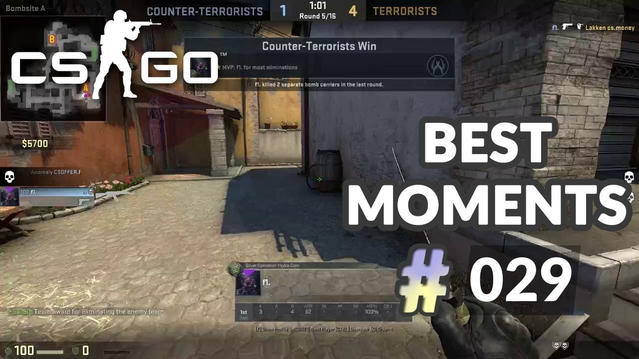Best Twitch CS:GO